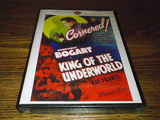 KING OF THE UNDERWORLD HUMPHREY BOGART ARCHIVE COLLECTION CLASSIC DVD NEW SEALED