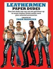 Leathermen Paper Dudes (2013, Paperback)