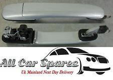 VW/Volkswagen Sharan - Driver/Passenger Rear External Door Handle in Silver LB7Z