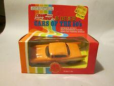 1977 U.P. Champ of the Road 1/50 Orange 1957 Chevrolet Chevy Coupe Car HK (NIB)