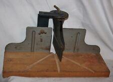 VINTAGE STANLEY No. 116MB MITRE BOX