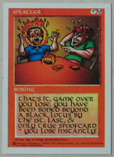 Magic The Gathering spoof card Splatter Slackmaster 1995 CFD Productions
