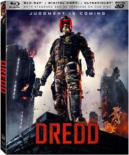 Dredd [New Blu-ray 3D] UV/HD Digital Copy, Widescreen, 3D, Ac-3/Dolby Digital,