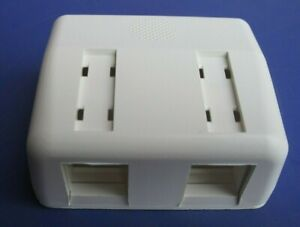 DUAL Krone Surface Telephone Socket Outlet NBN Telstra OPTUS TPG  BEST QUALTY