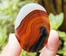 31g NATURAL SCENIC DENDRITIC AGATE PENDANT for DIY JEWELRY-Madagascar