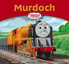 NEW - THOMAS and FRIENDS ( 43 ) MURDOCH (Peace & Quiet) STORY LIBRARY