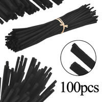 100pcs Set Rattan Reed Diffuser Refill Sticks Air Freshener Home Room Fragrance