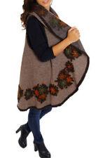 Abrigos y chaquetas de mujer chaleco color principal marrón