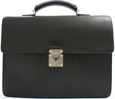 LOUIS VUITTON TAIGA LAGUITO ROBUSTO 1 BUSINESS TASCHE BRIEFCASE AKTENTASCHE BAG
