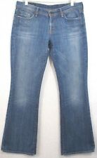 Citizen's of Humanity Jeans Size 30 Ingrid #002 Stretch Low Rise Denim Inseam 32