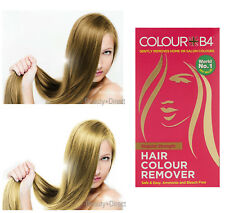 Colour B4 Hair Colour Remover - Regular Strength For Light to Mid tones