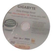 original gigabyte Mainboard Treiber CD DVD GA-MA78GM-UD2H XP 7 Vista Windows ~2