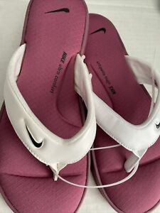NEW NIKE ULTRA COMFORT THONG SZ 7 Womens Sandal Flip Flop AR4498 500