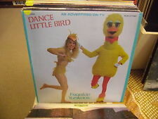 Frankie Yankovic Dance Little Bird vinyl LP Polka City EX