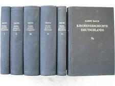 Hauck: Kirchengeschichte Deutschlands; Mittelalter