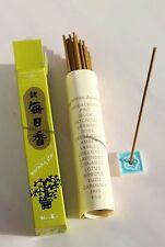 Japanese Incense Sticks | Morning Star | Yuzu | 50 Sticks & hldr | Nippon Kodo