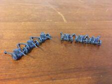 Memoir '44 Board Game Replacement Pieces Parts 6 Blue Artillery