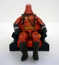 Gi Joe Comandante Cobra Figura Imperial Procesión CASI COMPLETO C9+ V21 2005