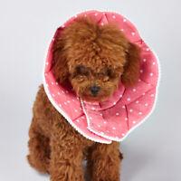 Haustier Halskrause Schutzkragen für Hunde, Katzen und Welpen