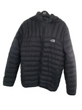 The North Face - Down Jacket - Black Padded Insulated Coat XL