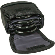 Tiffen Belt Filter Pouch, Large for 4 Filters 62-82mm #4BLTPCHLGK