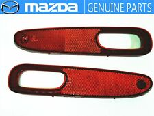 MAZDA GENUINE RX-7 FD3S Rear Reverse Light Lamp Lens Set JDM OEM Taillights