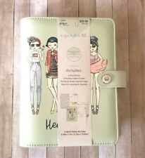 Agenda 52 6 Ring Personal Size Binderplanner With Non Dated Inserts