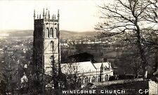 Winscombe between Cheddar & Weston super Mare. Church by C.P.
