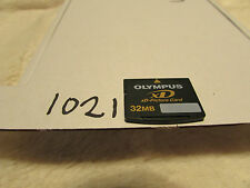 Vintage olympus  XD Picture Card 32MB Memory Card for Fuji Olympus & Others