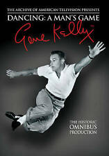 GENE KELLY: DANCING, A MAN'S GAME DVD USED CLASSIC OMNIBUS TV EPISODE