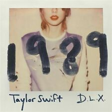 Taylor Swift - Deluxe Edition (CD, 1989)
