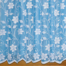 """Value Net Curtain Voiles Choice of Design Quality Nets by The Metre Ella 54"""" - 137cm"""