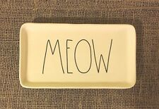 "Rae Dunn by Magenta ""MEOW"" Pet Tray *NEW*"