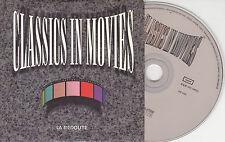 CD CARDSLEEVE CARTONNE COLLECTOR B.O. FILM 11T CLASSIQUE MOZART/VIVALDI/BIZET