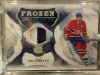 2016 Artifacts Spectrum Max Pacioretty Patch /15 Montreal now Vegas