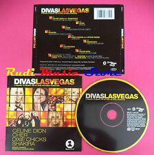 CD Divas Las Vegas Compilation ELVIS ANASTACIA CHER SHAKIRA no mc vhs dvd(C38)