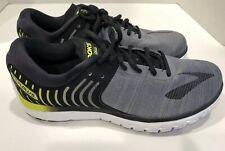 Brooks Pure Flow 6 Men's Neon Gray Athletic Running Shoes Mens Sz 8.5 D