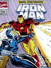 Marvel Extra n°13 1995 - IRON MAN  ed. Marvel Italia  [G.229]