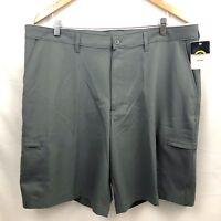 Champion C9 Golf Shorts Mens Dark Gray Flat Front Stretch New