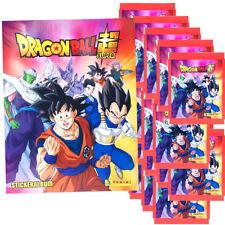 Panini Dragon Ball Super - 2020 - Sammelsticker - 1 Album + 20 Tüten