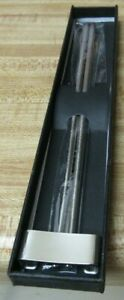 Titanium Chopsticks By Woerden Designs - Lightweight - W/Stand and Trainer