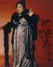 DOM DELUISE SIGNED AUTOGRAPHED HAUNTED HONEYMOON PHOTO IN DRAG!