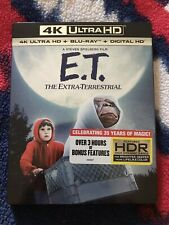 E.T. The Extra-Terrestrial 4K (Ultra HD / Blu-ray / Digital) + OOP Slipcover