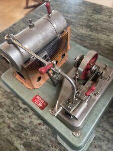 Jensen Dry Fuel Engine Steam Engine - Model #75