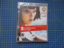 Ps3 / Sony Playstation 3 Jeu - Mirror's Edge Al/ang dans L'emballage Utilisé