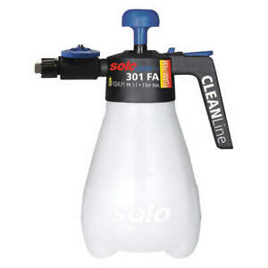SOLO 301-FA Handheld Sprayer,13/32 gal.,Viton(R)