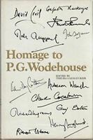 , Homage to P.G. Wodehouse, Very Good, Hardcover