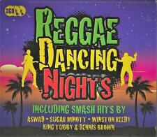 REGGAE DANCING NIGHTS  - VARIOUS ARTISTS (NEW SEALED 3CD)