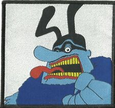 BEATLES blue meanie 2008 - WOVEN SEW ON PATCH - official merch - no longer made