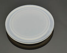 Genuine Pentax White K Mount Slip-On Camera Body Cap PK Translucent (#1968)